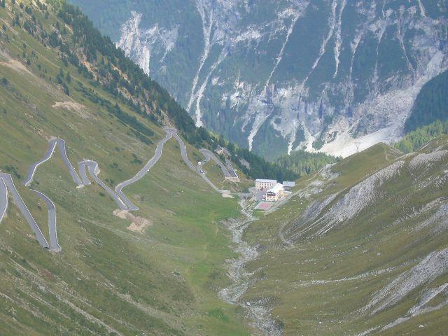 European Alps – 2008