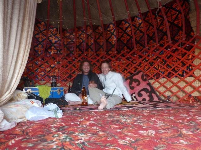 of Yurts and Yaks