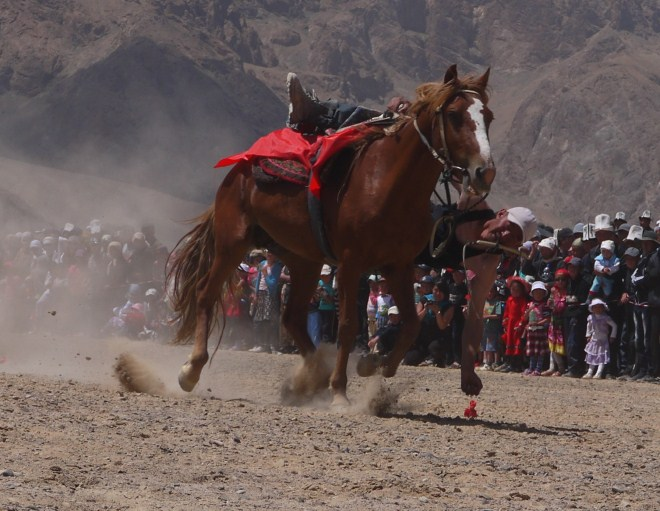 The Murghab Horse Festival