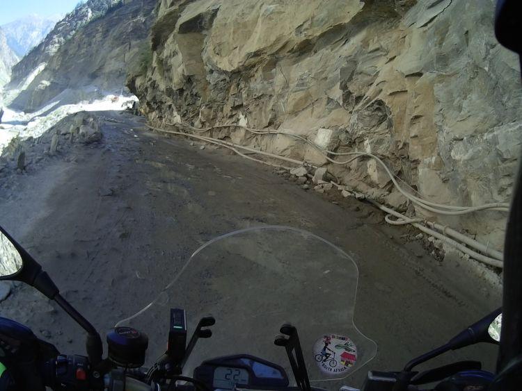 The Hindustan Tibetan Highway- Part 1