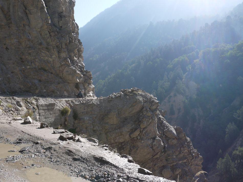 The Hindustan Tibet Highway -Part 2 Chitkul to Rekong Peo