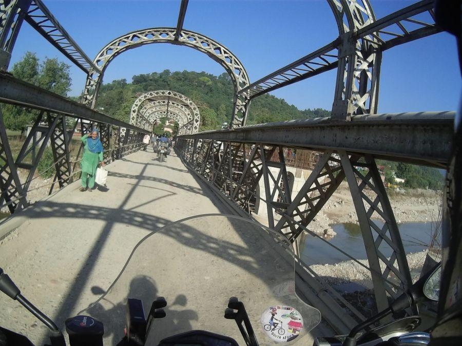 1. En-route to Dharamshala