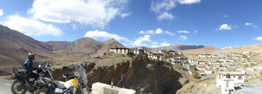 20. The village of Kibber at one stage laid cliam to the highest settlemt in the world that had electircity