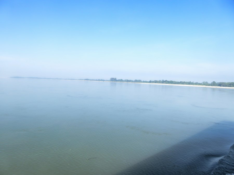 Fare Well dear Majuli Island ...