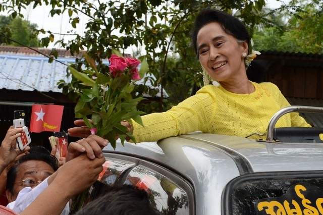 The Lady and NLD win 80% of contested votes. The result is declared on 23 November.