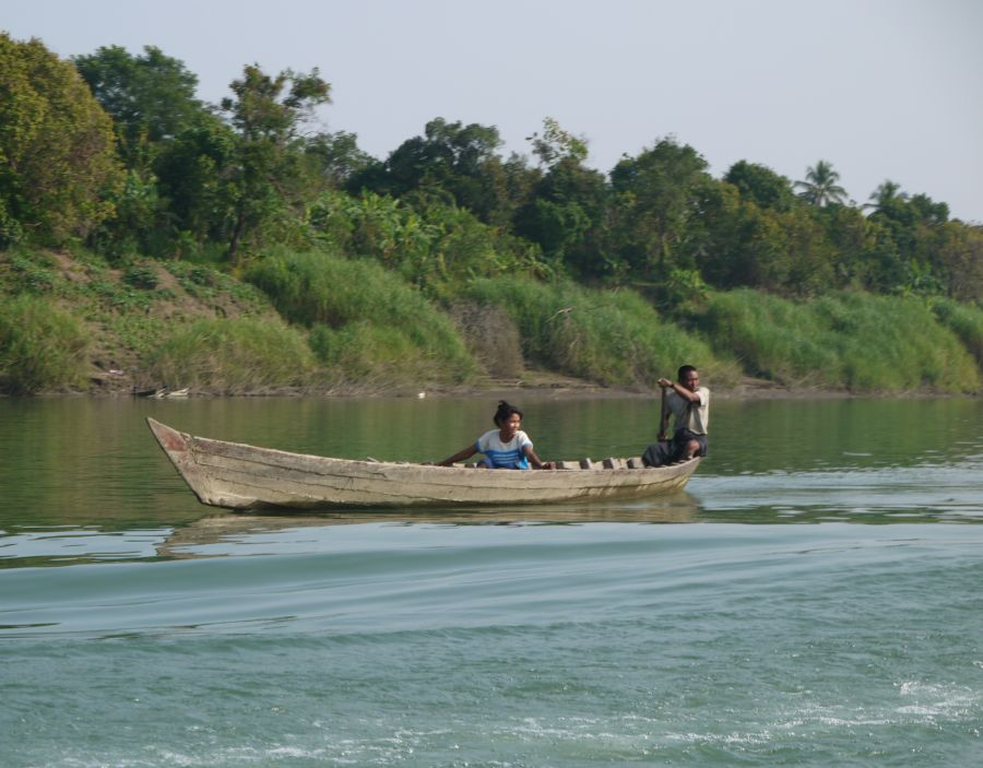 Chin province, Myanmar