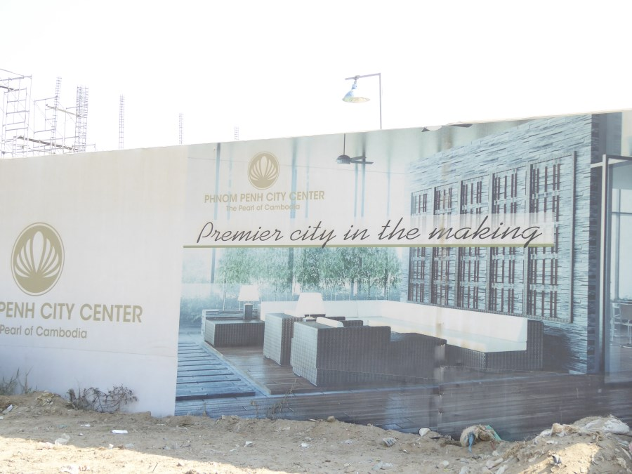 It is now 90 hectares of brand new real estate and we see a premier city in the making!